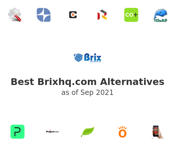 Best Brixhq.com Alternatives