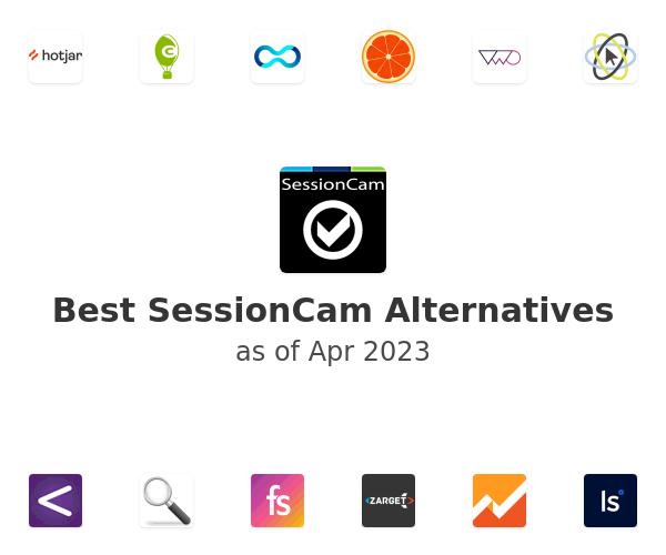 Best SessionCam Alternatives