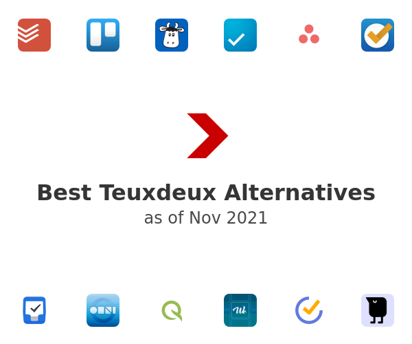 Best Teuxdeux Alternatives