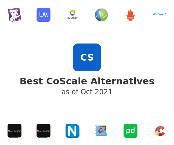 Best CoScale Alternatives
