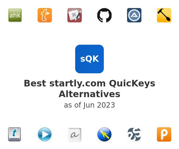 Best QuicKeys Alternatives