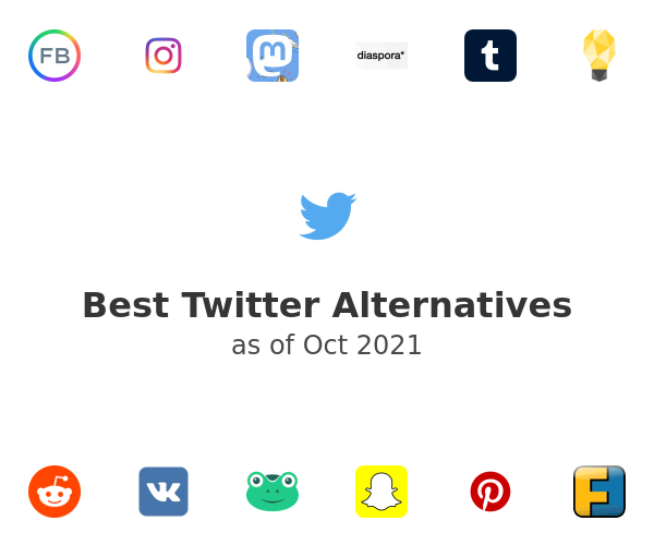 Best Twitter Alternatives
