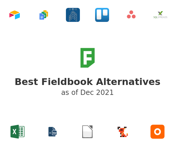 Best Fieldbook Alternatives