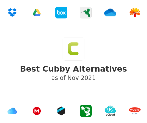 Best Cubby Alternatives