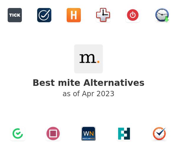 Best mite Alternatives