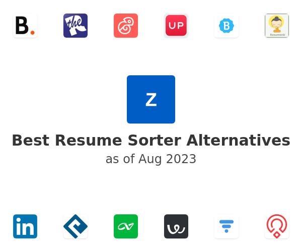 Best Resume Sorter Alternatives