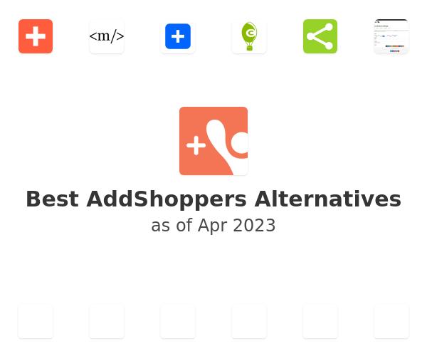 Best AddShoppers Alternatives