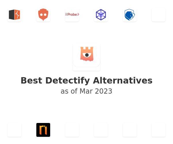 Best Detectify Alternatives