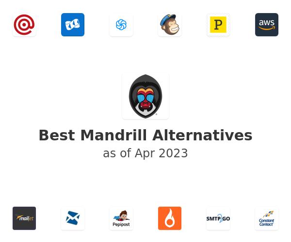 Best Mandrill Alternatives