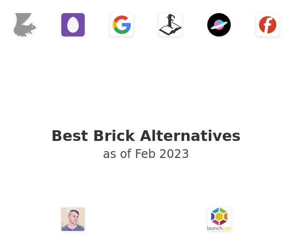 Best Brick Alternatives