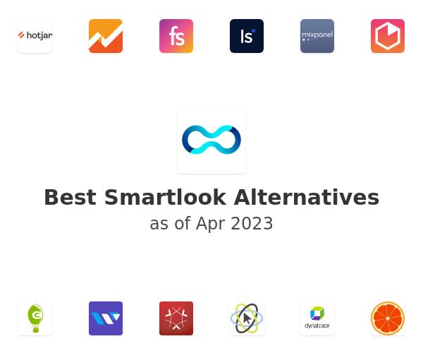 Best Smartlook Alternatives