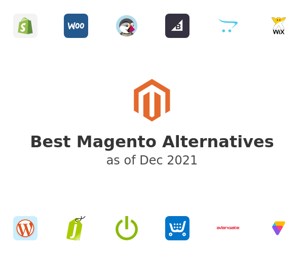 Best Magento Alternatives