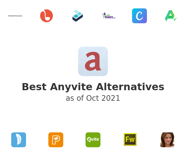 Best Anyvite Alternatives
