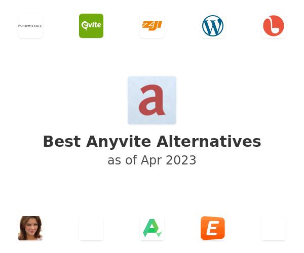 Best Anyvite Alternatives