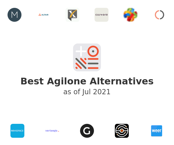 Best Agilone Alternatives