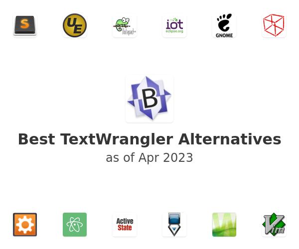 Best TextWrangler Alternatives