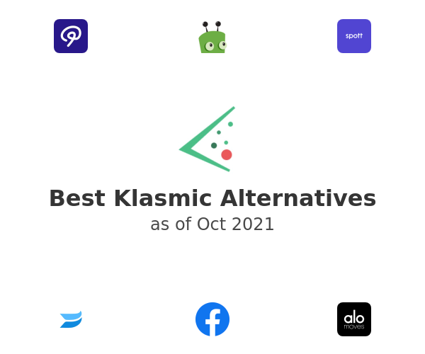 Best Klasmic Alternatives