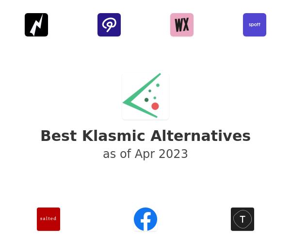 Best Klasmic Alternatives