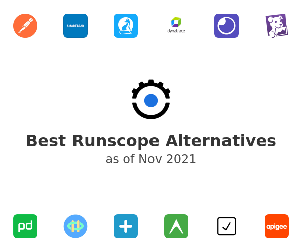 Best Runscope Alternatives