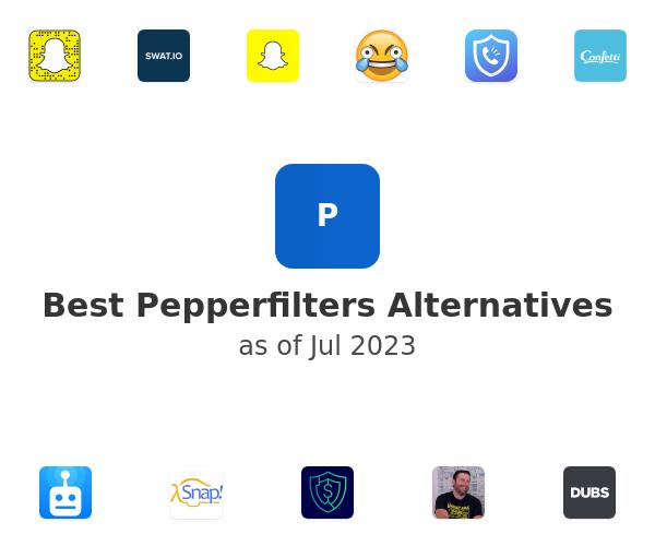 Best Pepperfilters Alternatives