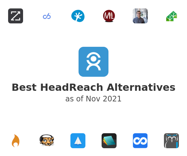 Best HeadReach Alternatives