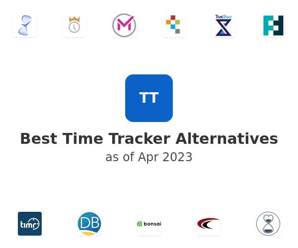 Best Time Tracker Alternatives
