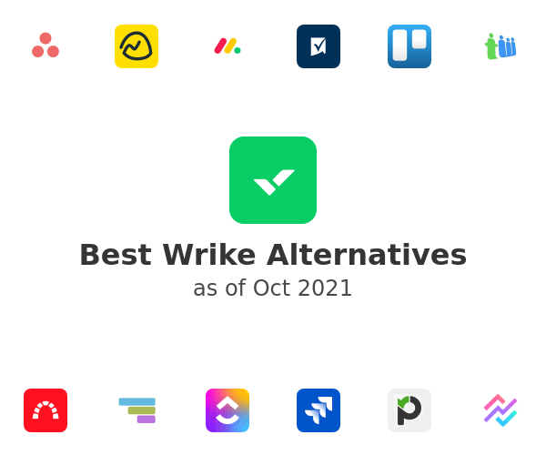 Best Wrike Alternatives