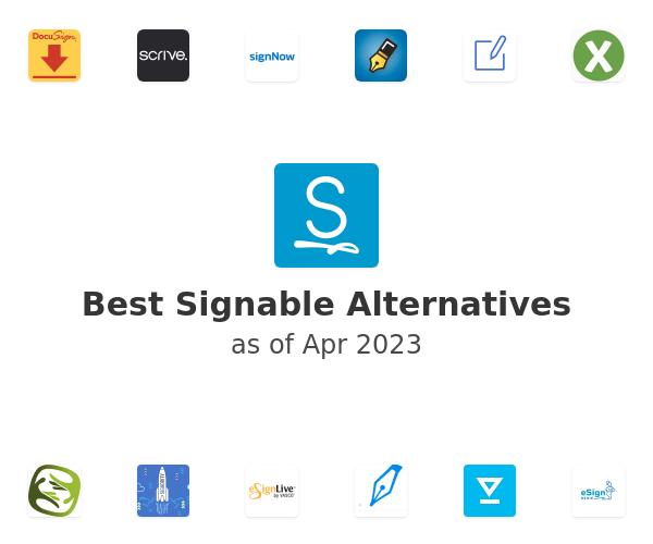 Best Signable Alternatives