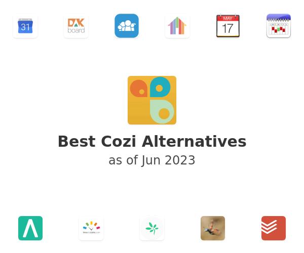 Best Cozi Alternatives