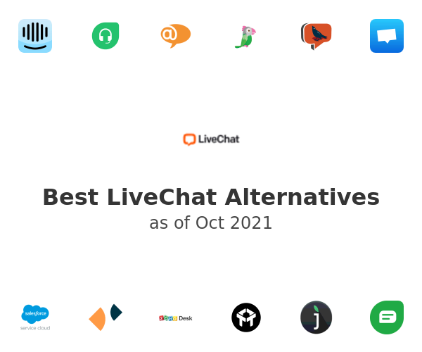 Best LiveChat Alternatives