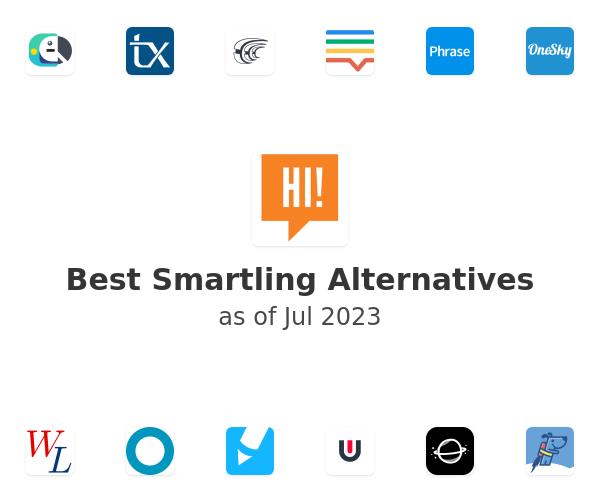 Best Smartling Alternatives