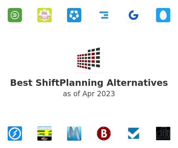 Best ShiftPlanning Alternatives