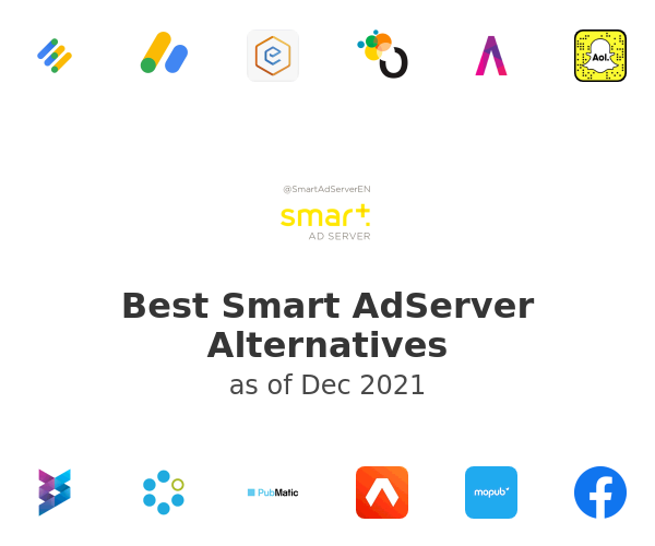 Best Smart AdServer Alternatives