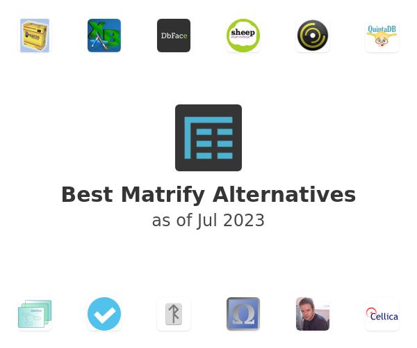 Best Matrify Alternatives
