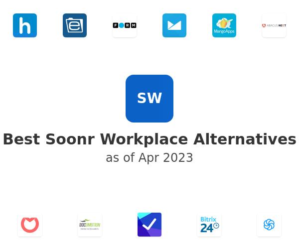 Best Soonr Workplace Alternatives