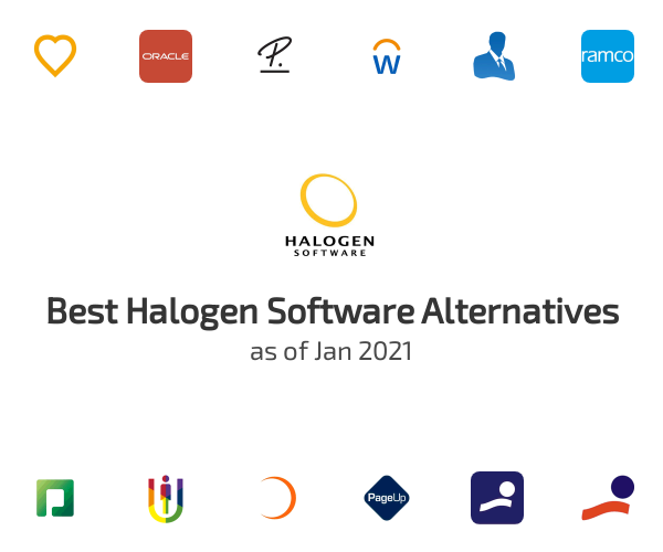 Best Halogen Software Alternatives