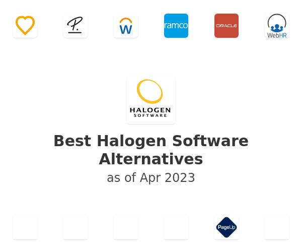 Best Halogen Software Alternatives