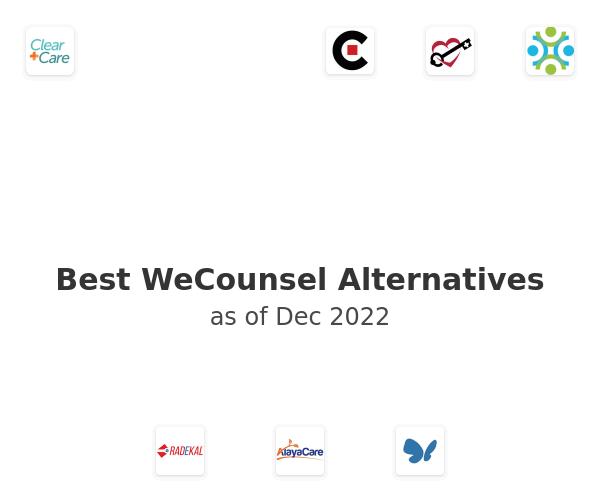 Best WeCounsel Alternatives