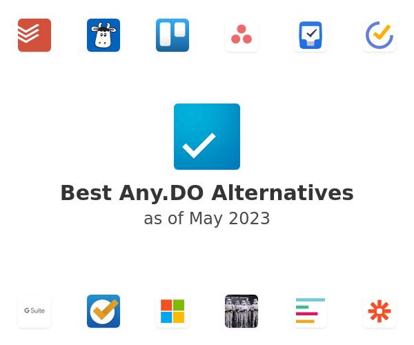 Best Any.DO Alternatives