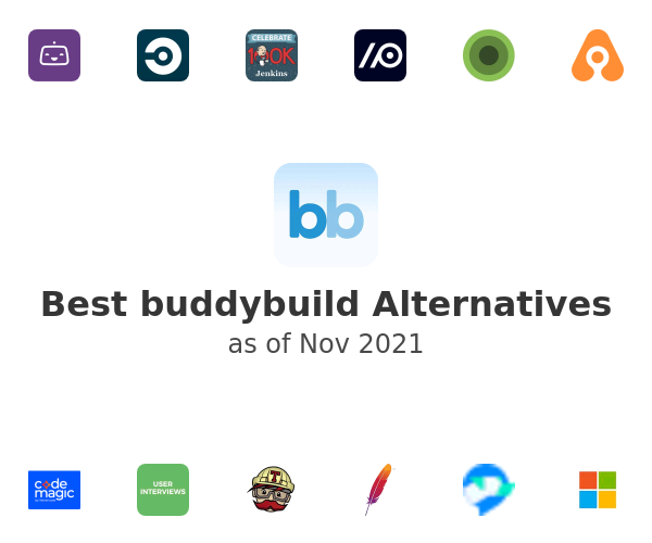 Best buddybuild Alternatives