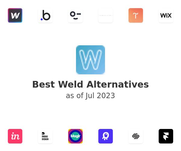 Best Weld Alternatives