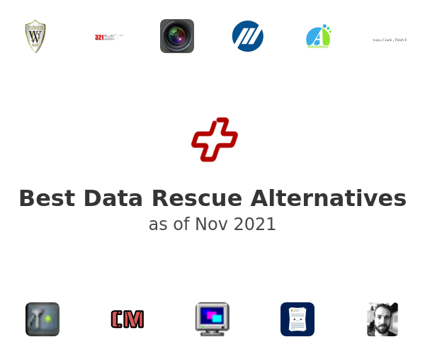 Best Data Rescue Alternatives