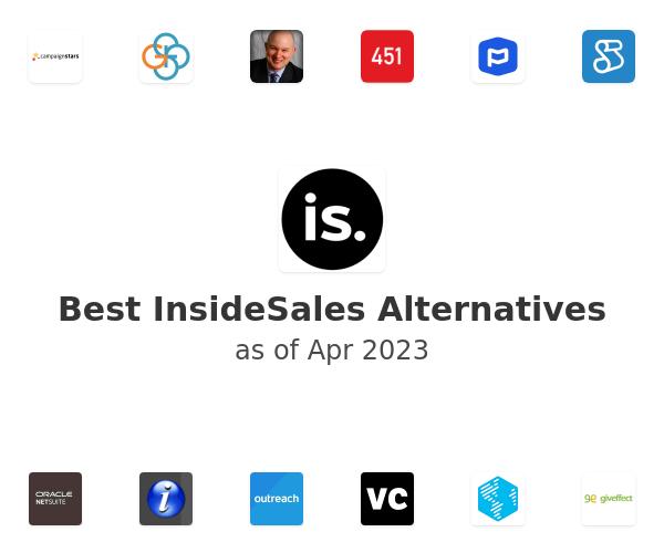 Best InsideSales Alternatives