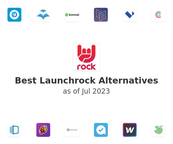 Best Launchrock Alternatives