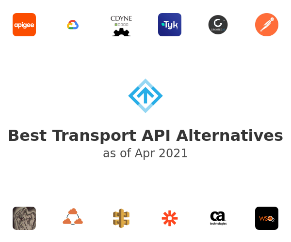 Best Transport API Alternatives