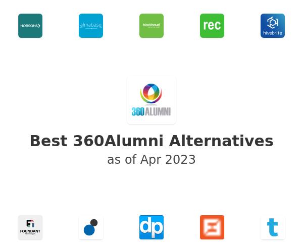 Best 360Alumni Alternatives