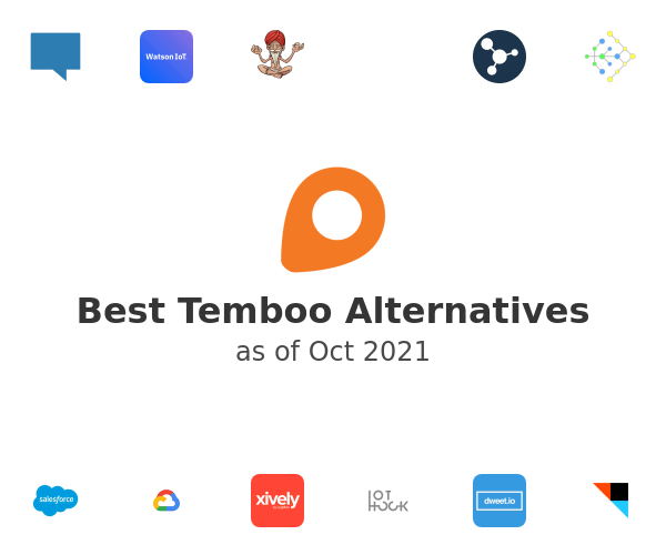 Best Temboo Alternatives