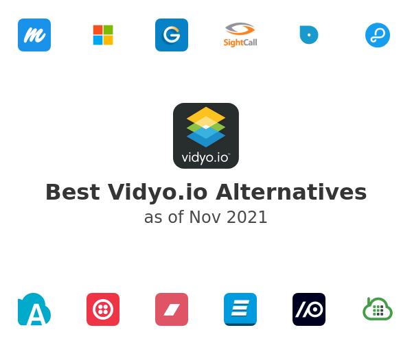 Best Vidyo.io Alternatives