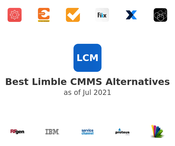 Best Limble CMMS Alternatives