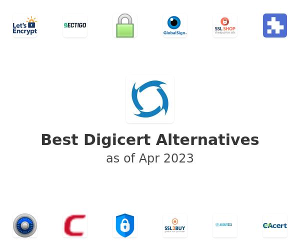 Best Digicert Alternatives